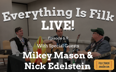 Everything is Filk LIVE! at Dragon Con 2018