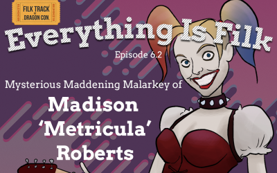 Madison 'Metricula' Roberts