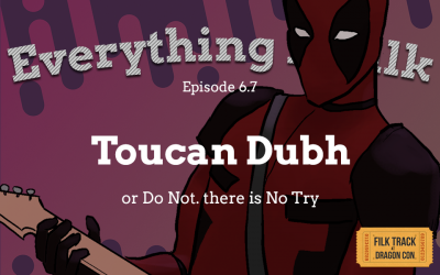 Toucan Dubh